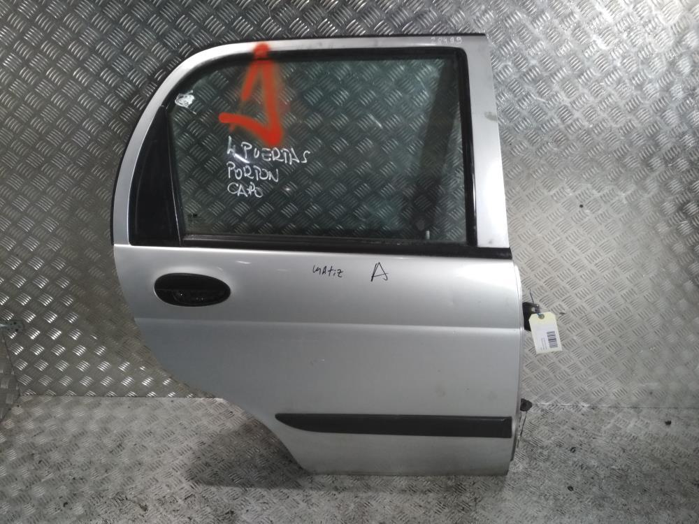 Daewoo Matiz (04-10)